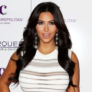 Kim Kardashian in Kim Kardashian Celebrates Her birthday