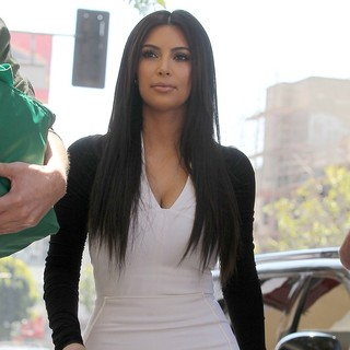 Kim Kardashian in Kim Kardashian Heading to An Appointment