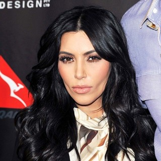 Kim Kardashian in Kardashian Kollection Handbag Launch at Hugo's