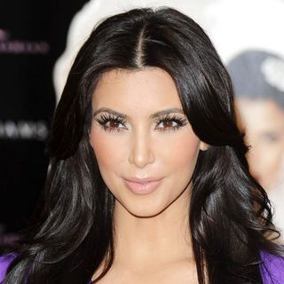 Kim Kardashian in Kim Kardashian Launches Her Self-Titled New Scent Exclusively