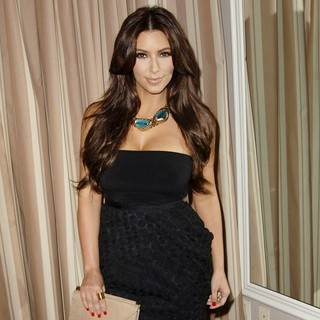 Kim Kardashian - Noon by Noor Launch Event