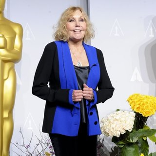Kim Novak in The 86th Annual Oscars - Press Room