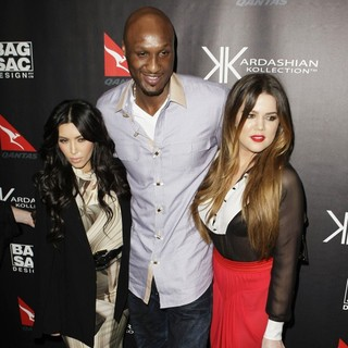 Lamar Odom in Kardashian Kollection Handbag Launch at Hugo's - kim-odom-khloe-kardashian-kollection-handbag-launch-at-hugo-s-03