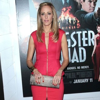 Kim Raver in The Los Angeles World Premiere of Gangster Squad - Arrivals
