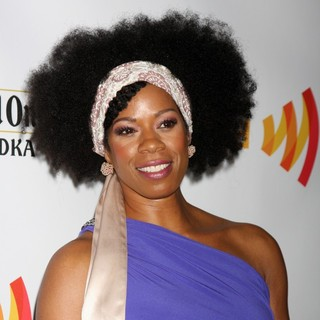 Kim Wayans in The 23rd Annual GLAAD Media Awards