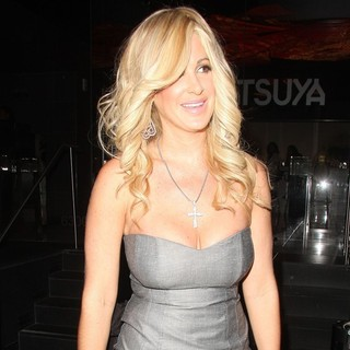 Kim Zolciak in Kim Zolciak at Katsuya