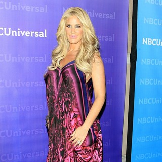 Kim Zolciak in The NBC Universal Summer Press Day