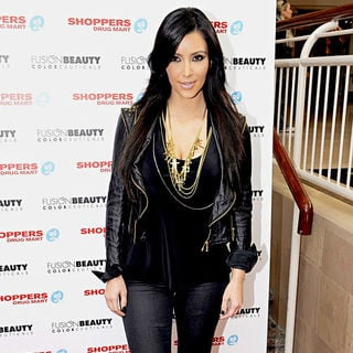 Kim Kardashian - An Autograph Signing Session to Launch Kim Kardashian 'Objects of Desire' Holiday Collection