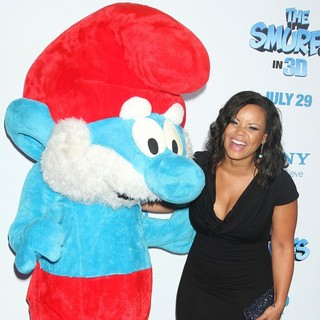 Kimberley Locke in The Smurfs World Premiere - Arrivals