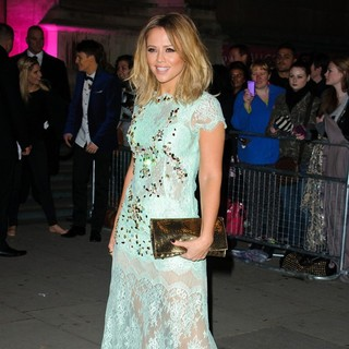 Kimberley Walsh in Cosmopolitan Ultimate Women of The Year Awards - Arrivals
