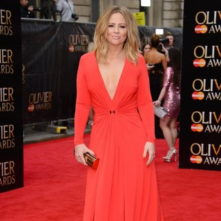 Kimberley Walsh in The Olivier Awards 2015 - Arrivals