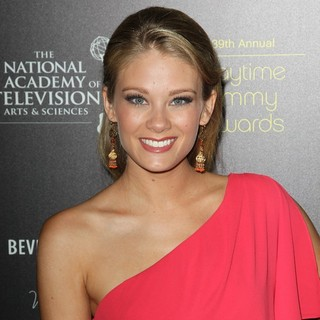 Kimberly Matula in 39th Daytime Emmy Awards - Arrivals