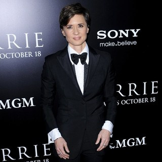 Kimberly Peirce in Premiere of Metro-Goldwyn-Mayer Pictures' and Screen Gems' Carrie
