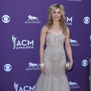 Kimberly Perry, The Band Perry in 2012 ACM Awards - Arrivals