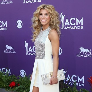 Kimberly Perry, The Band Perry in 48th Annual ACM Awards - Arrivals