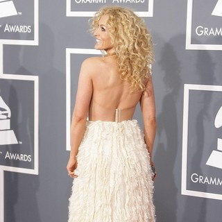Kimberly Schlapman, Little Big Town in 55th Annual GRAMMY Awards - Arrivals