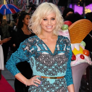 Kimberly Wyatt in UK Premiere of Katy Perry: Part of Me - Arrivals