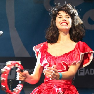 Kimbra in The FADER FORT Presented by CONVERSE at The South by Southwest Festival