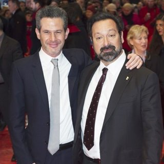 Simon Kinberg, James Mangold-67th International Berlin Film Festival - Logan - Premiere