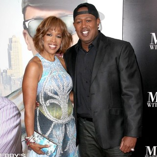 Gayle King, Master P in Tyler Perry's Madea's Witness Protection New York Premiere