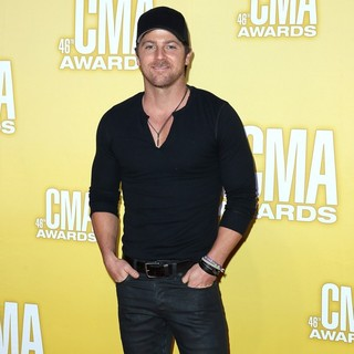 Kip Moore in 46th Annual CMA Awards