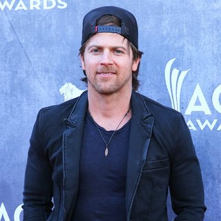 Kip Moore in 49th Annual Academy of Country Music Awards - Arrivals