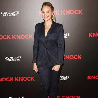 The Premiere of Lionsgate\'s Knock Knock - Red Carpet
