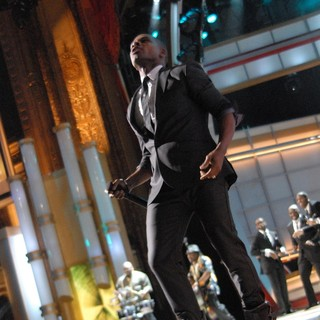 Kirk Franklin in BET Celebration of Gospel Rehearsals
