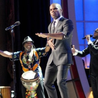 Kirk Franklin in BET Celebration of Gospel Rehearsals - kirk-franklin-bet-celebration-of-gospel-rehearsals-08