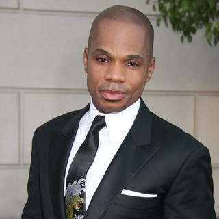 Kirk Franklin in Hoodie Awards 2008