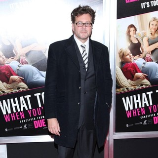 Kirk Jones in What to Expect When You're Expecting New York Premiere