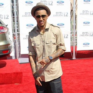 The BET Awards 2012 - Arrivals
