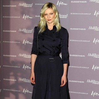 Kirsten Dunst in The Hollywood Reporter's Annual Power 100: Women in Entertainment Breakfast