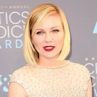 Kirsten Dunst in 21st Annual Critics' Choice Awards - Arrivals