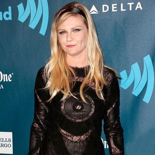 Kirsten Dunst in 24th Annual GLAAD Media Awards - Arrivals