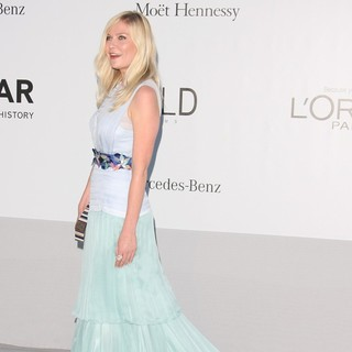 Kirsten Dunst in AmfAR's Cinema Against AIDS Gala 2012 - During The 65th Annual Cannes Film Festival