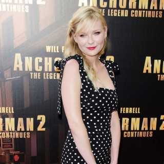 Kirsten Dunst in Australian Premiere of Anchorman: The Legend Continues - Arrivals