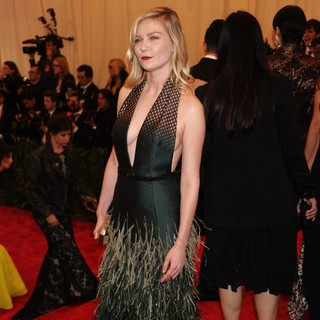 Kirsten Dunst in PUNK: Chaos to Couture Costume Institute Gala - kirsten-dunst-chaos-to-couture-costume-institute-gala-01