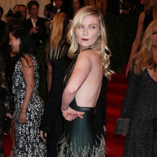 Kirsten Dunst in PUNK: Chaos to Couture Costume Institute Gala