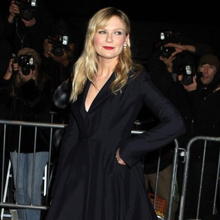 Kirsten Dunst in New York Premiere of On the Road Presented by Grey Goose Vodka - Arrivals