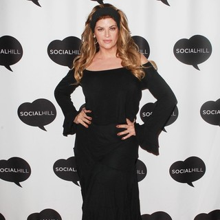 Kirstie Alley in Backstage Gifting Suite with SocialHill for The 15th Season of ABC's Dancing with the Stars