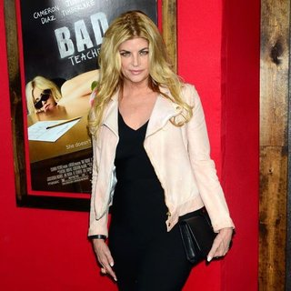 Kirstie Alley in World Premiere of Bad Teacher - Arrivals