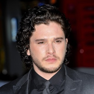 Kit Harington in Premiere of The Third Season of HBO's Series Game of Thrones - Arrivals