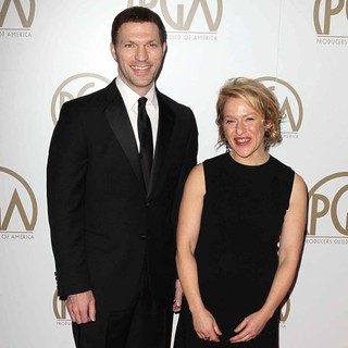 Travis Knight, Arianne Sutner in 24th Annual Producers Guild Awards - Arrivals