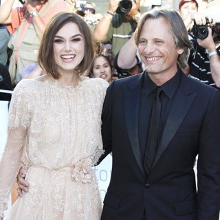 Keira Knightley, Viggo Mortensen in 36th Annual Toronto International Film Festival - A Dangerous Method - Premiere Arrivals