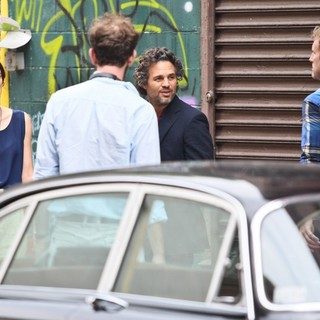 Mark Ruffalo in Filming Movie Can a Song Save Your Life? - knightley-ruffalo-filming-can-a-song-save-your-life-07