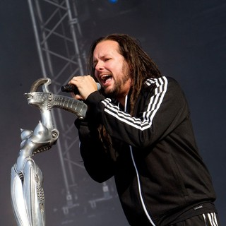 Korn in Korn Performing at The Maxidrom 2011 International Rock Festival