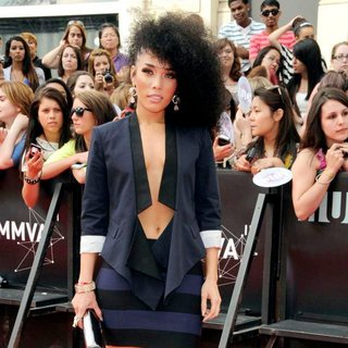 Kreesha Turner in 22nd Annual MuchMusic Video Awards - Arrivals