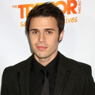 Kris Allen in The Trevor Project's 2011 Trevor Live! - Arrivals