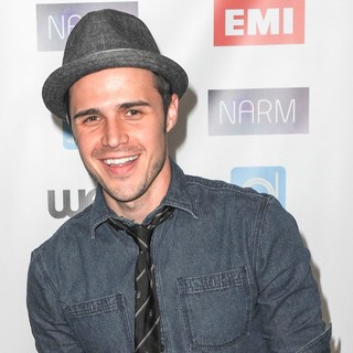 Kris Allen in The NARM Music Biz Awards Dinner Party - Arrivals